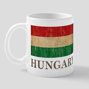 Vintage Hungary Mug
