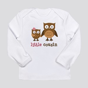 Little Cousin - Mod Owl Long Sleeve Infant T-Shirt