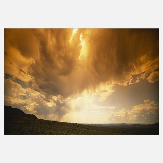 Clouds in the sky, Taos, Taos County, New Mexico