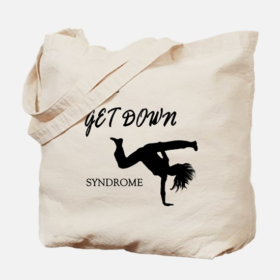 I have get down syndrome Tote Bag