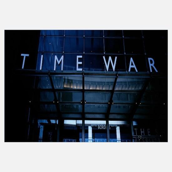 Entrance of a building, Time Warner Center, Midtow