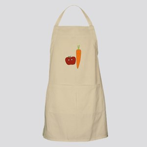 Apple-Carrot Duo Apron