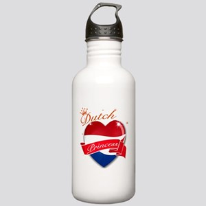 Dutch Princess Stainless Water Bottle 1.0L