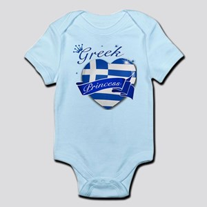 Greek Princess Infant Bodysuit