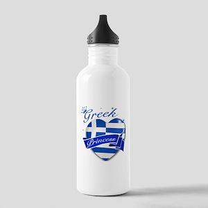 Greek Princess Stainless Water Bottle 1.0L