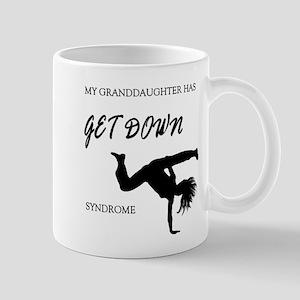 My granddaughter get down Mug