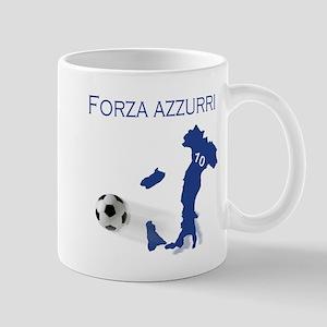 Forza Azzurri Mug