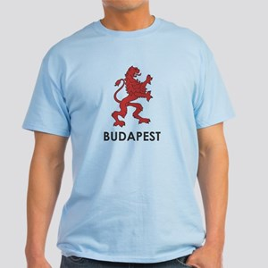 Budapest Lion Light T-Shirt