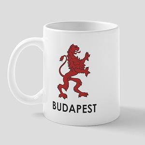 Budapest Lion Mug