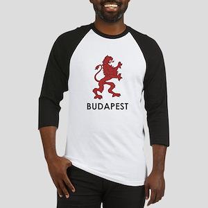 Budapest Lion Baseball Jersey