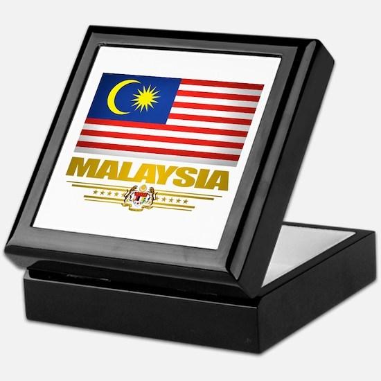 """Malaysian Pride"" Keepsake Box"