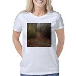 Autumn Path Women's Classic T-Shirt