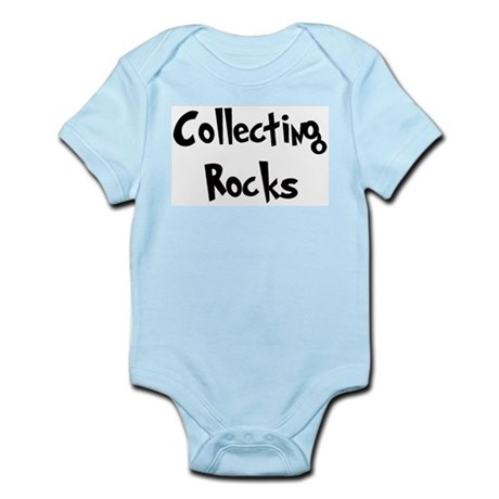 Collecting Rocks Infant Creeper