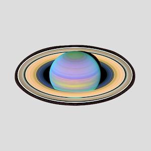 Saturn False-Color Patches