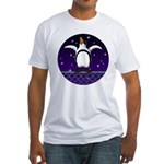 Penguin5 Fitted T-Shirt