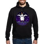 Penguin5 Hoodie (dark)