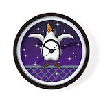 Penguin5 Wall Clock