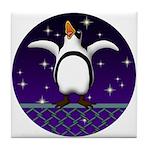 Penguin5 Tile Coaster