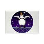 Penguin5 Rectangle Magnet (10 pack)