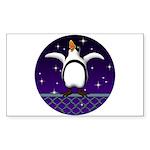 Penguin5 Sticker (Rectangle)
