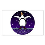 Penguin5 Sticker (Rectangle 10 pk)