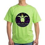 Penguin5 Green T-Shirt
