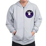 Penguin5 Zip Hoodie
