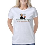 PT Barnum Gore trsp 2 Women's Classic T-Shirt