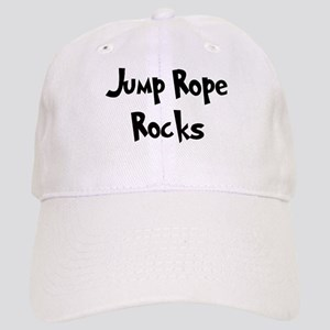 Jump Rope Rocks Cap