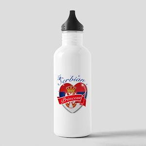Serbian Princess Stainless Water Bottle 1.0L
