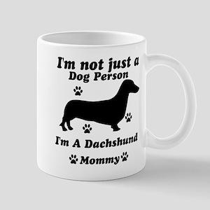 Dachshund Mommy Mug