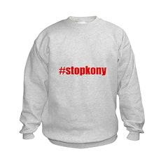 #stopkony Uganda Sweatshirt