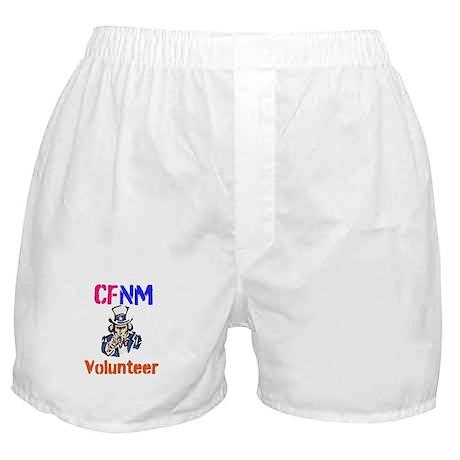 CFNM Volunteer Boxer Shorts