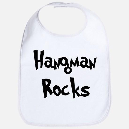 Hangman Rocks Bib
