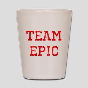 Team Epic Shot Glass