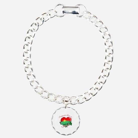 I heart Burkinabe Designs Bracelet