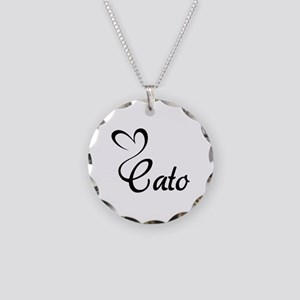 HG Cato Necklace Circle Charm