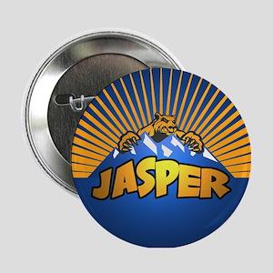 """Jasper Bear Mountain 2.25"""" Button"""