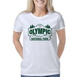 Olympic National Park Gree Women's Classic T-Shirt