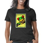 Abstract Fantasy Art Deco  Women's Classic T-Shirt