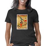 La Debacle Vintage Art Women's Classic T-Shirt
