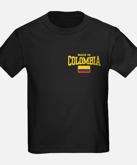 Made In Colombia T