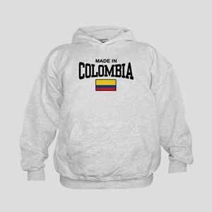 Made In Colombia Kids Hoodie