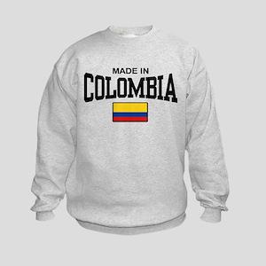 Made In Colombia Kids Sweatshirt