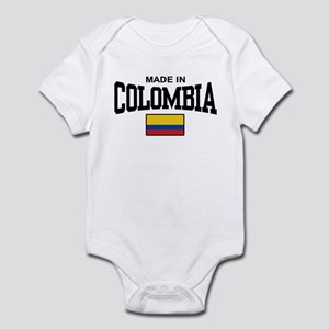 Made In Colombia Infant Bodysuit