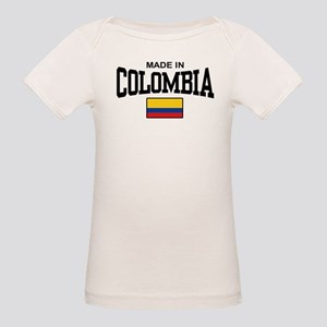 Made In Colombia Organic Baby T-Shirt