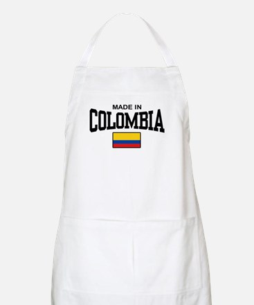 Made In Colombia Apron