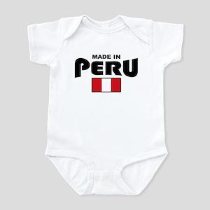 Made In Peru Infant Bodysuit
