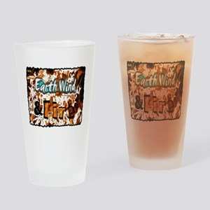 earth wind and fire Drinking Glass