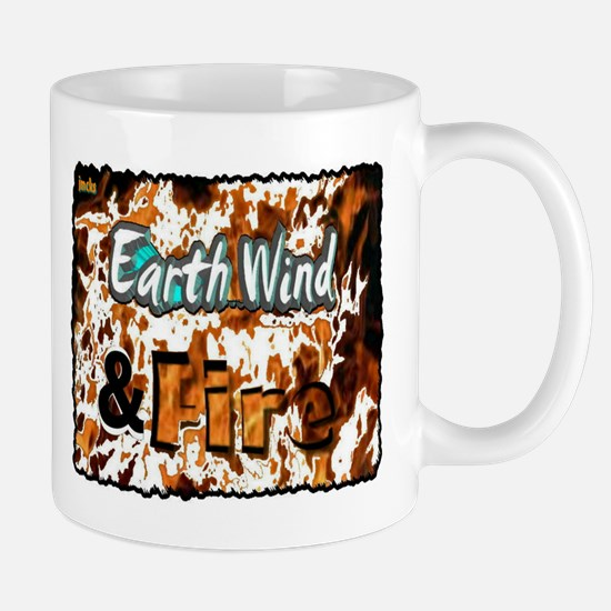 earth wind and fire Mug